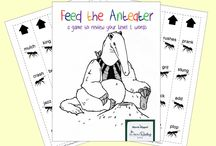 Free Downloadables! / Enjoy these free printable/downloadable All About Reading activities with your children! You can find more reading resources at http://www.allaboutlearningpress.com. / by All About Learning Press