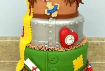 Wizard of Oz Cakes, Desserts, and Ideas