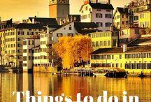 Travel Plans 2016