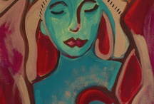 My Paintings / A collection of my work / by Andrea Jensen