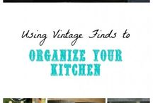 Estate Sale  & Vintage Finds / by Amanda @ Our Storied Home