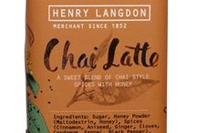 Australian Chai Tea Latte / Perfect for those cold winter days & nights comes Chai Tea Lattes courtesy of Henry Langdon. These Australian made chai teas will bring that exceptionally tasteful warmness that other hot drinks like hot coco or coffee fail to deliver. Great for the holiday season!