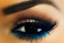 Let's Makeup! / by Genie Flores Wyatt