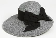 Sombreros / Hats / Los sombreros que me gustan