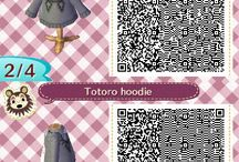Animal Crossing QR-Codes