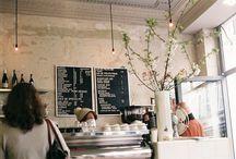 Cafe Dreams / by Paddy O'Flynn