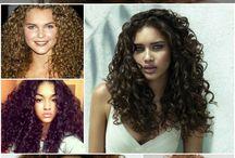 curls hair style