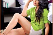 Kavya Shetty Hot Photo Shoot Stills