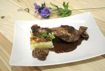 Platos de Alumnos / Platos de los Alumnos del Curso Profesional de Gastronomía y Artes Culinarias