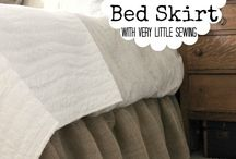 Bed Skirts / by Sandra Waldrop