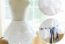 Fashion - Lolita - Underskirts / Bloomers, Pants etc