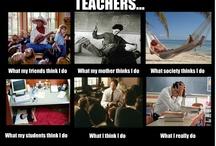 times a teachin' / by Chelly Jones