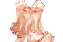 Bridal Lingerie / Beautiful bridal lingerie, chemises, slips, bra sets and robes