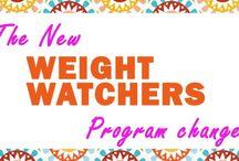 Weight Watcher information