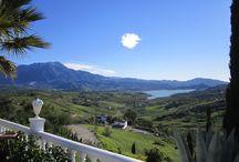 Lake Viñuela