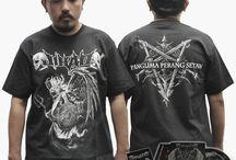 Jihad Death Metal (Official Merch 2016) / READY STOCK EXCLUSIVE EDITION (ONLY 50 PCS) BUY NOW!  Official : Jihad Death Metal (Merch 2016) Order : 085222090666 / 085723321707 Pin : 2A1DF4D1 / 54C5312B Instagram : https://www.instagram.com/jihadeathmetal/