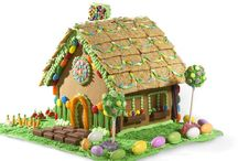 Gingerbread Houses / by Lisa Dooley-Rufle