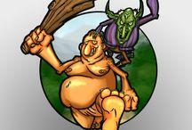 Goblins and Trolls / Goblins and Trolls