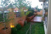 jardines plantas