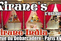 Resto indien Paris 17