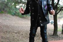 Punk Rock Kids / Kids with attitude, to keep my teenage self happy