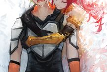 RWBY / Though it could perfectly be called Phyrra and the others.