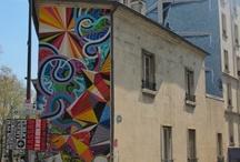 Streetart de Paris et d'ailleurs