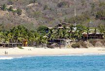 Las mejores playas de México (que no son Cancún) / Si al planear tu viaje a México, la única playa incluida en el itinerario es Cancún, piénsatelo mejor. México está flanqueado por dos océanos y, con 17 estados que se reparten sus costas, Cancún está en muy buena compañía, con Veracruz y sus aguas esmeralda, Jalisco con sus playas eternas, y el paraíso terrenal que son los Cabos. Descúbrelos.