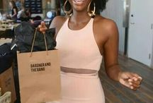 I ♥ Teyonah Parris / Her hair, her style...she's awesome!