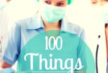 Nursing School / by Tabatha Turnbough