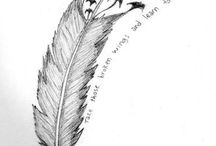 Tatoo Ideas Feathers Artists