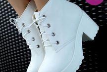 zapatillas, zapatos, sandalias