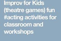 Drama ideas  for kids