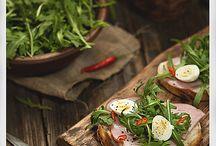Food photo-обоженные доски