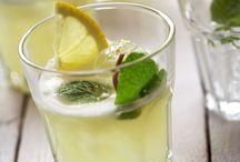 zomerse limonade