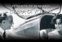 Fiorenza De Bernardi e il padre Mario / Fiorenza De Bernardi e il padre Mario