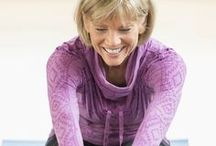 Yoga for older people and senior