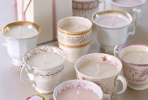 Tea Time / Everything related to an English Tea Party, a great idea for a wedding or general party.