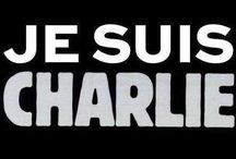 je suis charlie / by Valerie Deshoulieres