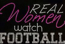 I'm ready for some FOOTBALL! / My favorite football teams! / by Stilljust Keisha