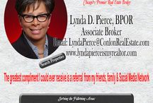 Lynda Pierce is my REALTOR / Marketing Lynda Pierce / by Lynda D Pierce