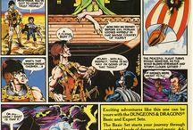 Kuronons - D&D Comics history
