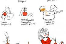 recette pomme d amour 2