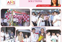 AMS Achievement / Another Achievement of #Aarshi's Matrimonial Solutions (AMS), Silver Partner of #NNS Media Group, with #Aarshi Jain