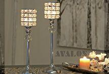 Lámparas, Faroles, Candelabros de ensueño para tu Hogar / Mostrar artículos de iluminación de diseño en el hogar.
