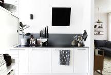 Kitchen / by Wishbone Design
