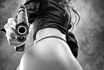 Guns and...