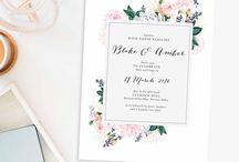 Pastel Wedding Inspiration / Pastel Wedding Inspiration Pastel Wedding Ideas Pastel Wedding Style Pastel Wedding Styling Pastel Wedding Theme Pastel Wedding Decor by Sail and Swan