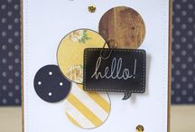 DIY cards / by Leah Janz