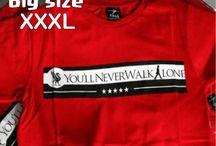 Big Size XXXL T-Shirt